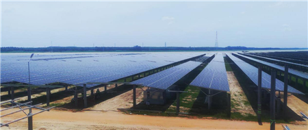Solar First Vietnam 108MWp PV Power Plant